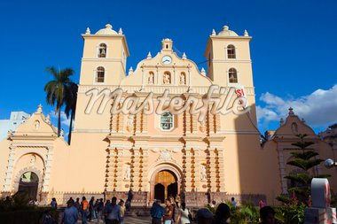 The 18th century Cathedral, Tegucigalpa, Honduras, Central America Stock Photo - Premium Rights-Managed, Artist: Robert Harding Images, Code: 841-05782508