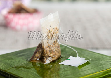 Used Tea Bag on Plate Stock Photo - Premium Royalty-Free, Artist: Atli Mar Hafsteinsson, Code: 600-05786276
