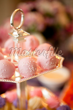 Chocolates on Dessert Stand Stock Photo - Premium Royalty-Free, Artist: Ikonica, Code: 600-05786689