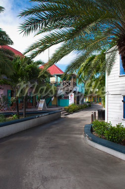 Street Scene, St. John's, Antigua, Antigua and Barbuda Stock Photo - Premium Rights-Managed, Artist: Alberto Biscaro, Code: 700-05800570