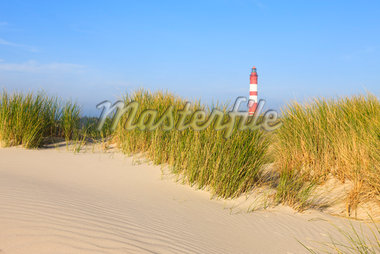 Lighthouse, Amrum Island, Schleswig-Holstein, Germany Stock Photo - Premium Rights-Managed, Artist: F. Lukasseck, Code: 700-05803081