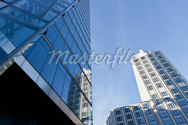 Sony Center Office Tower and Ritz-Carlton Hotel, Berlin, Germany Stock Photo - Premium Rights-Managed, Artist: Siephoto, Code: 700-05803423