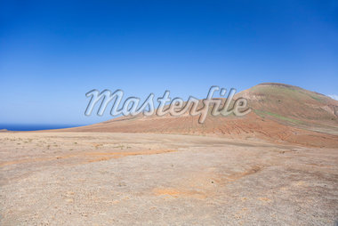 Arid Landscape near Tarrafal, Sao Nicolau, Cape Verde, Africa Stock Photo - Premium Rights-Managed, Artist: Siephoto, Code: 700-05803468