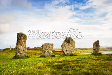 Callanish Stones, Callanish, Isle of Lewis, Outer Hebrides, Scotland Stock Photo - Premium Rights-Managed, Artist: Tim Hurst, Code: 700-05803592