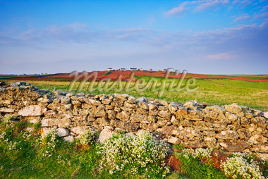 Farmland, Lizard Point, Lizard Peninsula, Cornwall, England Stock Photo - Premium Rights-Managed, Artist: Tim Hurst, Code: 700-05803736