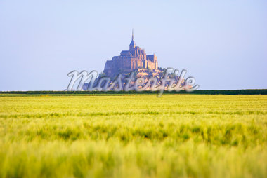 Mont-Saint-Michel, Normandy, France Stock Photo - Premium Rights-Managed, Artist: Tim Hurst, Code: 700-05803738