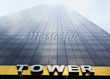 Skyscraper Stock Photo - Premium Royalty-Freenull, Code: 628-05817383
