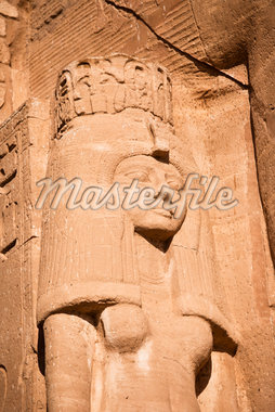 Close-Up of Statue, The Great Temple, Abu Simbel, Nubia, Egypt Stock Photo - Premium Rights-Managed, Artist: Ikonica, Code: 700-05822063
