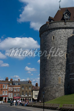 Windsor Castle, Windsor, Berkshire, England Stock Photo - Premium Rights-Managed, Artist: Arcaid, Code: 845-05837995