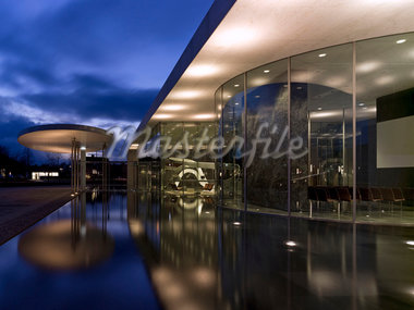 Danfoss Headquarters Stock Photo - Premium Rights-Managed, Artist: Arcaid, Code: 845-05839185