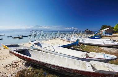 Boats in fishing village, Nusa Lembongan, Bali, Indonesia, Southeast Asia, Asia Stock Photo - Premium Rights-Managed, Artist: Robert Harding Images, Code: 841-05846465