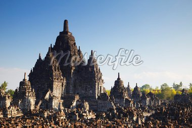 Sewu Temple, Prambanan, UNESCO World Heritage Site, Java, Indonesia, Southeast Asia, Asia Stock Photo - Premium Rights-Managed, Artist: Robert Harding Images, Code: 841-05846557
