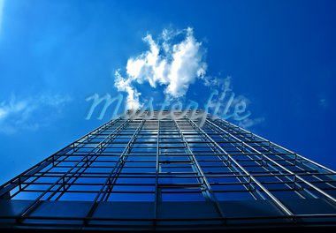 This is Banking business center in London Stock Photo - Royalty-Free, Artist: textura                       , Code: 400-05903612