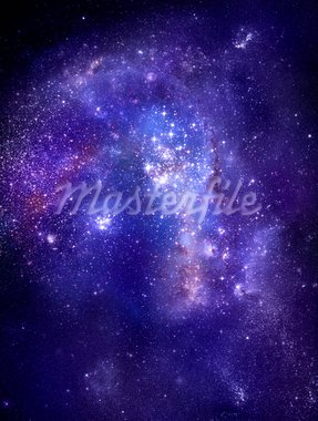bright nebula gas cloud in deep outer space Stock Photo - Royalty-Free, Artist: clearviewstock                , Code: 400-05904662