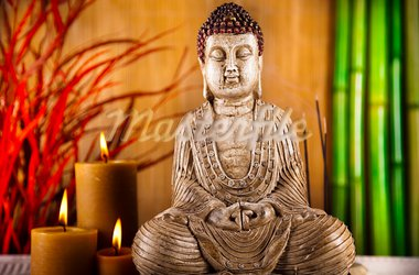 Buddha background Stock Photo - Royalty-Free, Artist: JanPietruszka                 , Code: 400-05906584