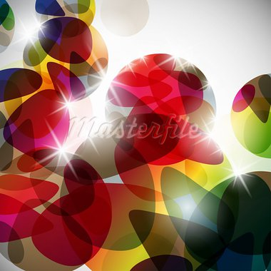 best futuristic, vector abstract background Stock Photo - Royalty-Free, Artist: Sergio77                      , Code: 400-05909652
