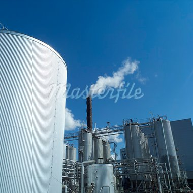 Fuel and Power Generation Industry Stock Photo - Royalty-Free, Artist: gemenacom                     , Code: 400-05922912