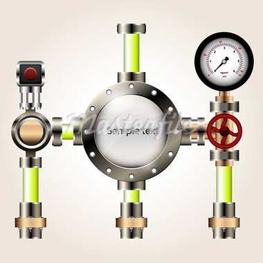 Industrial abstract background Stock Photo - Royalty-Free, Artist: yanas                         , Code: 400-05928471