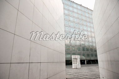 Institut du Monde Arabe, Paris, France Stock Photo - Premium Rights-Managed, Artist: Ikonica, Code: 700-05948005