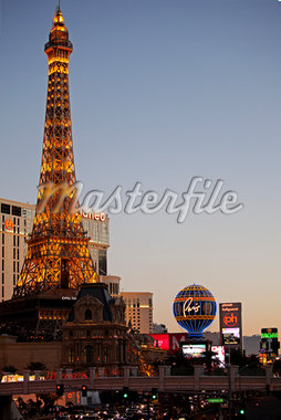 Paris Hotel, Las Vegas, Nevada, USA Stock Photo - Premium Rights-Managed, Artist: Ed Gifford, Code: 700-05948229