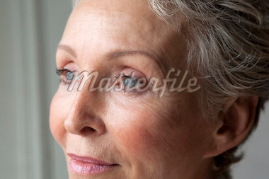Close up of older womans eyes Stock Photo - Premium Royalty-Freenull, Code: 649-05949671