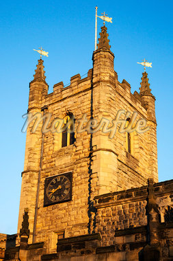 Church of St. John The Baptist, Newcastle upon Tyne, Tyne and Wear, England, United Kingdom, Europe Stock Photo - Premium Rights-Managed, Artist: Robert Harding Images, Code: 841-06033197