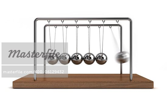 Swinging Balls Physics