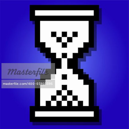 Cursor design series - hourglass