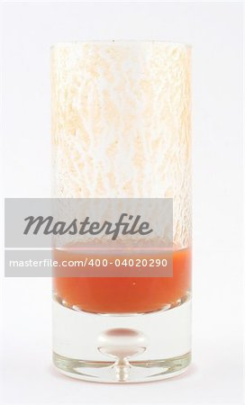 tomato juice almost gone Stock Photo - Budget Royalty-Free, Image code: 400-04020290