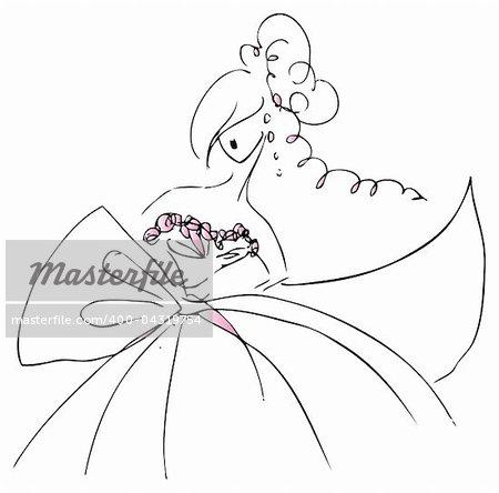 Bulk Buy Hot Pink Wedding Dress at Best Hot Pink Wedding Dress A