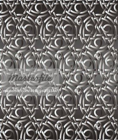 Seamless pattern vector illustration element for design Stock Photo - Budget Royalty-Free, Image code: 400-04335344