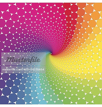 abstract design with geometric shapes optical illusion illustration Stock Photo - Budget Royalty-Free, Image code: 400-04335604