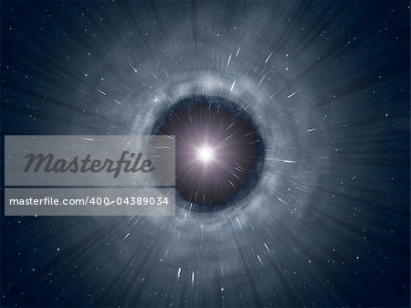 An image of a black hole background Stock Photo - Budget Royalty-Free, Image code: 400-04389034