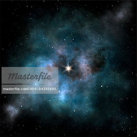 An image of a stylish stars background Stock Photo - Budget Royalty-Free, Image code: 400-04392692