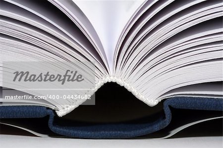 Opened book Stock Photo - Budget Royalty-Free, Image code: 400-04434682