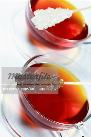 Time for tea Stock Photo - Budget Royalty-Free, Image code: 400-04525013