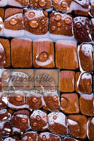 Snakeskin texture - leather background Stock Photo - Budget Royalty-Free, Image code: 400-04569738