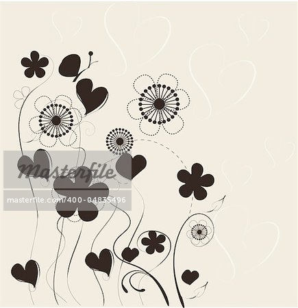 valentine`s background Stock Photo - Budget Royalty-Free, Image code: 400-04835496