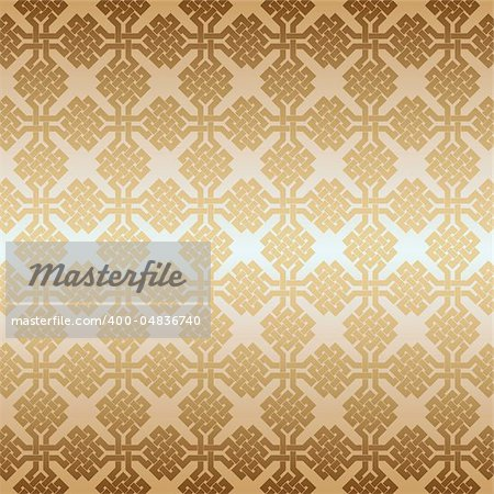 Seamless pattern vector illustration element for design Stock Photo - Budget Royalty-Free, Image code: 400-04836740