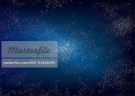 Stella milkyway space star background concept Stock Photo - Budget Royalty-Free, Image code: 400-04926293