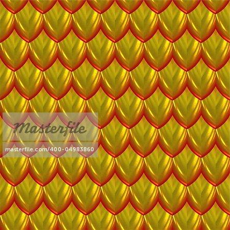 Shiny Gold Metallic Wallpaper