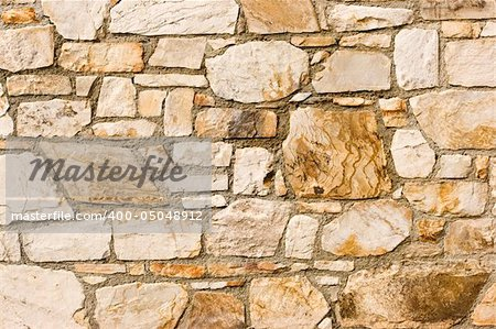 Stone tile wall pattern background Stock Photo - Budget Royalty-Free, Image code: 400-05048912