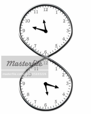 Eternal Time Stock Photo - Budget Royalty-Free, Image code: 400-05693226