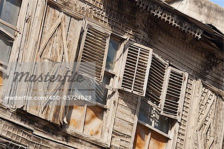 Shutters in Alepo, Syria Stock Photo - Budget Royalty-Free, Image code: 400-05724028