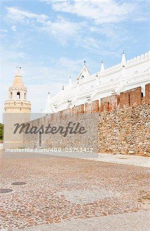 Viana do Alentejo Castle, Alentejo, Portugal