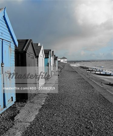 Coastal Beach Huts