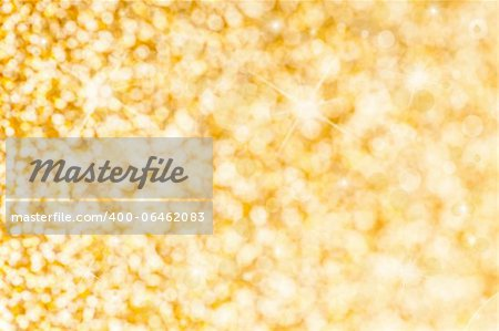 Golden Christmas Glittering background, Holiday Gold abstract texture Stock Photo - Budget Royalty-Free, Image code: 400-06462083