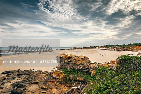 An image of the nice landscape of Broome Australia Stock Photo - Budget Royalty-Free, Image code: 400-06561785