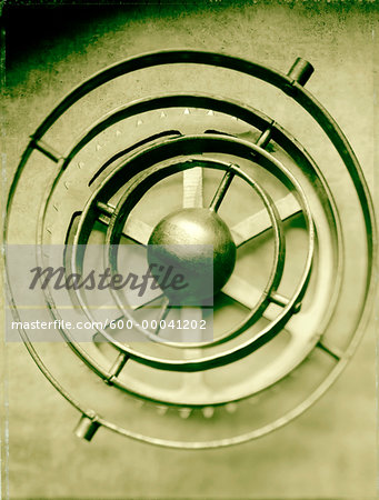 Gyroscope Stock Photo - Premium Royalty-Free, Image code: 600-00041202
