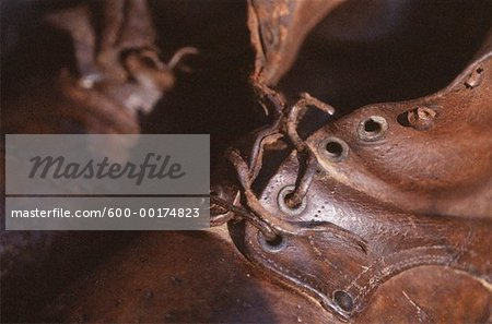 Close-up of Shoes Stock Photo - Premium Royalty-Free, Image code: 600-00174823